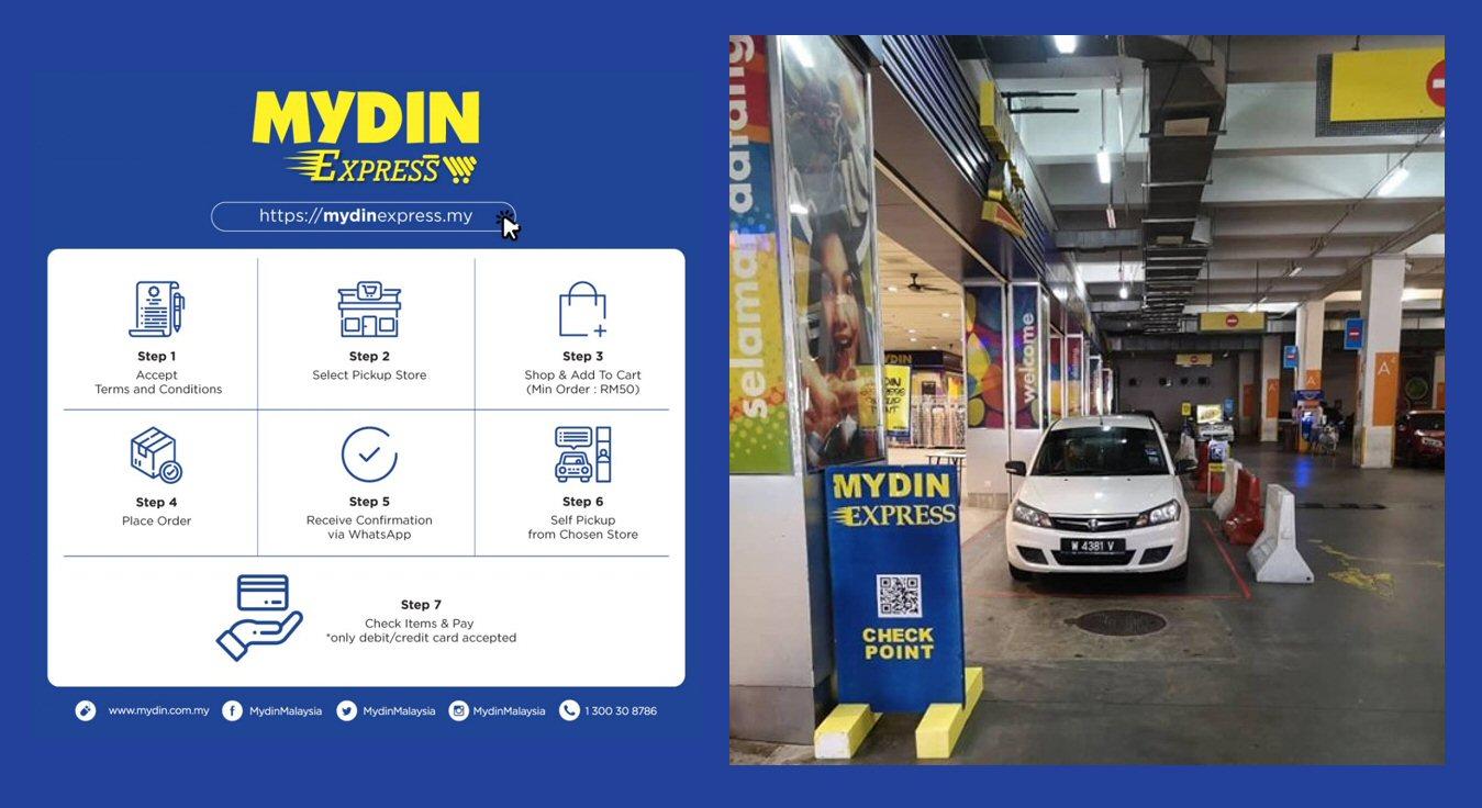 MYDIN Express