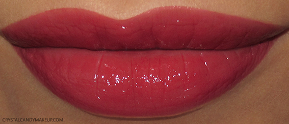 NARS Lipstick Flamenco Swatch