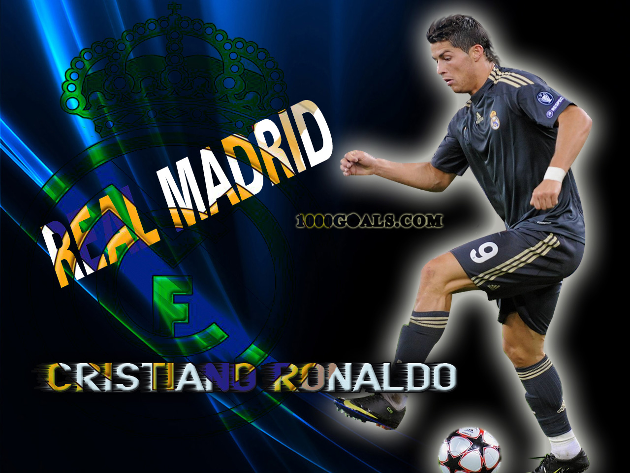 Best Download Cristiano Ronaldo Wallpaper Real Madrid