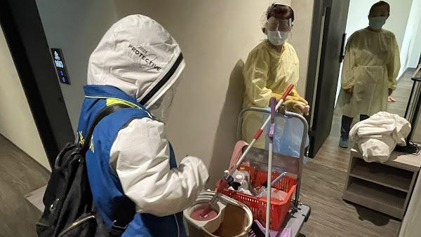 彰化縣提高防疫旅館量能 「疫」起共同守護家園