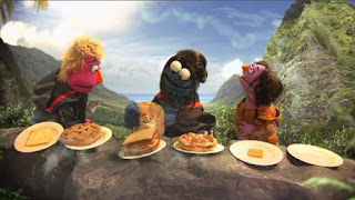Cookie's Crumby Pictures The Hungry Games Catching Fur, Cookie-ness Evereat, pita, Finicky, cookie monster, Sesame Street Episode 4414 The Wild Brunch season 44