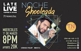 Concierto de JUAN SHOOL en Bogotá