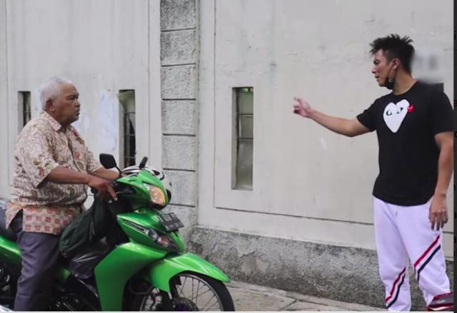 Baim Wong vs Kakek, Efek Dermawan