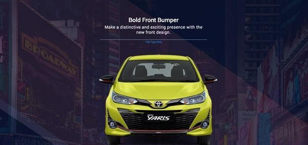 Toyota Yaris Surabaya