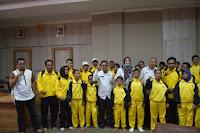 Bupati Bima Lepas Kontingen O2SN yang Akan Berlaga di Tingkat Provinsi NTB