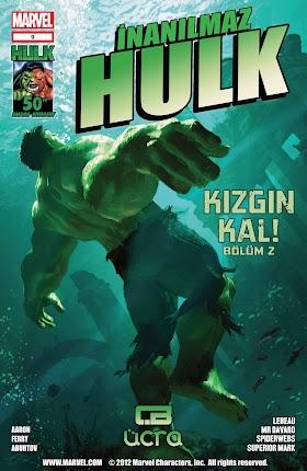 İnanılmaz Hulk #09