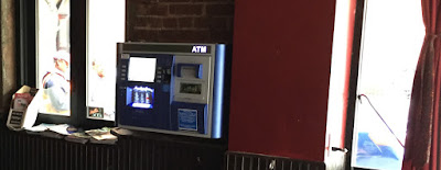 Wall Mounted ATM