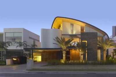 Arquiteto: Robert Greg Shand Fotos:  Aaron Pocock