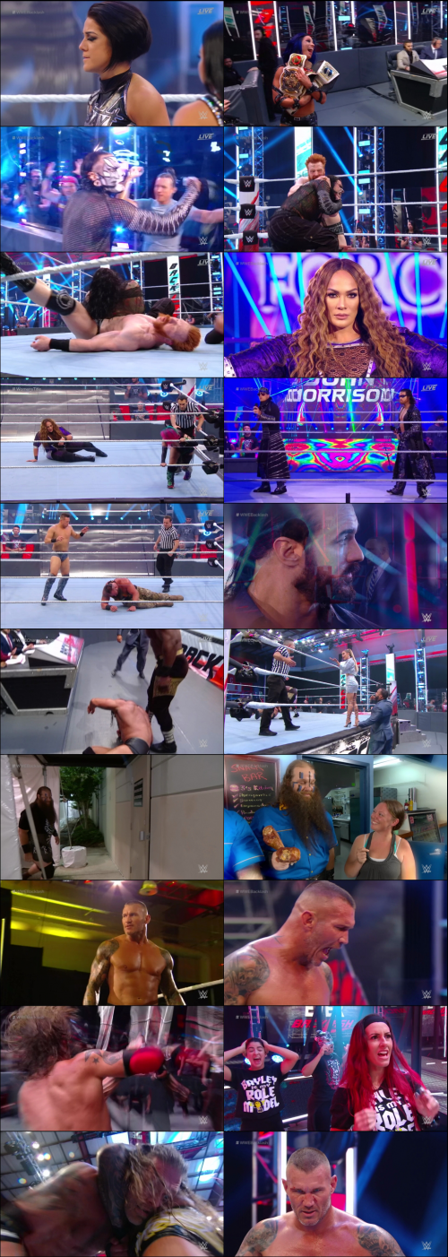 WWE Backlash PPV 14 June 2020 720p HDTVRip x264