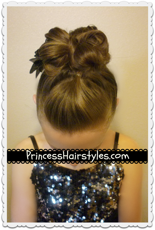 Hairstyles Dance : ... Faux Hawk For Long Hair Hairstyles For Girls - Princess Hairstyles