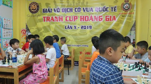 Lớp học cờ vua cho thiếu nhi tại quận 10 Tp HCM