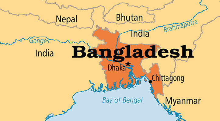 A Bangladesh factory owner has been arrested after a fire kills 52 people.