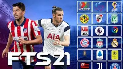 تحميل لعبة First Touch Soccer 21 مهكرة للاندرويد من ميديا فاير
