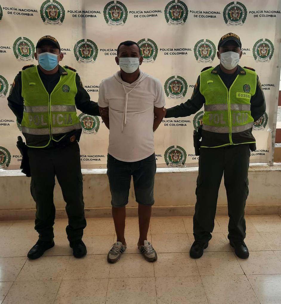 hoyennoticia.com, Hombre 'Preso' en Santa Marta, la Policía lo encontró en Manaure-Guajira