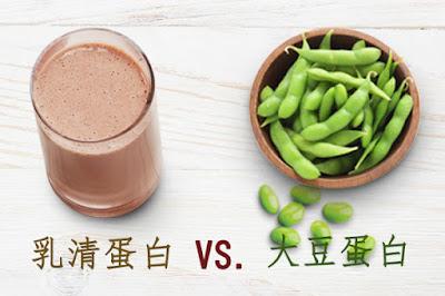 很多人在運動後,會飲用蛋白營養飲品,不少人好奇,是選擇大豆蛋白好?還是乳清蛋白好?賀寶芙營養師表示,簡單來說,這兩種都很好!運動「前」、「後」攝取這兩種蛋白質,皆有極佳的消化吸收效率。