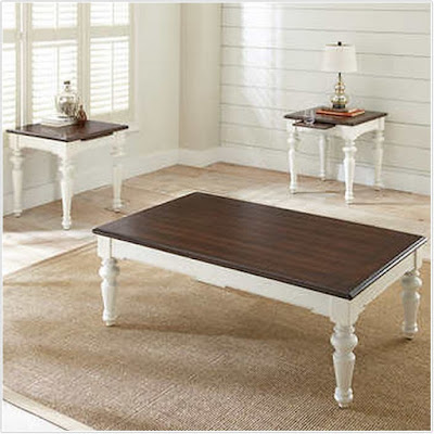 COSTCO COFFEE TABLE;Costco Oak Coffee Table;
