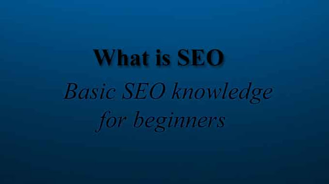 Basic SEO Knowledge For Beginners
