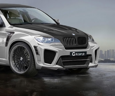 2010 G-power BMW X6 Typhoon RS