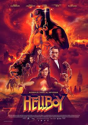 descargar Hellboy (2019) en Español Latino