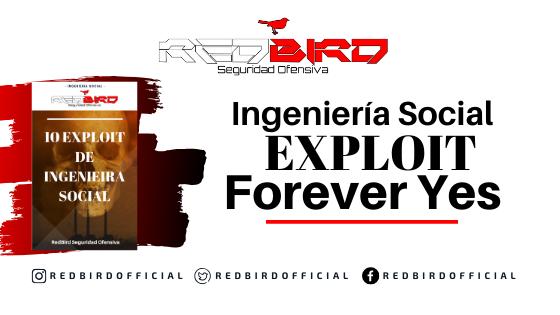 "Ingenieria Social | Tecnica ""Forever Yes"""