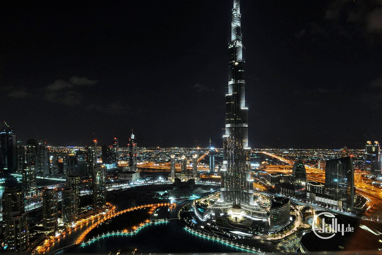 Burj Khalifa Hd Photos: Tallest Man-made Structure In The World In