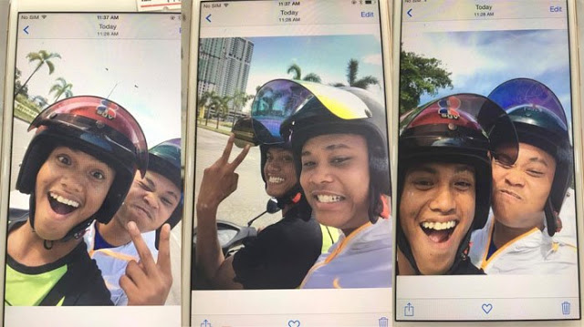 Heboh!! Pencuri ini Selfie Dengan Hp Curiannya, Foto Pencurinya Tersebar Dimedsos