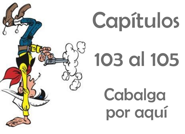 Capítulos 103 al 105