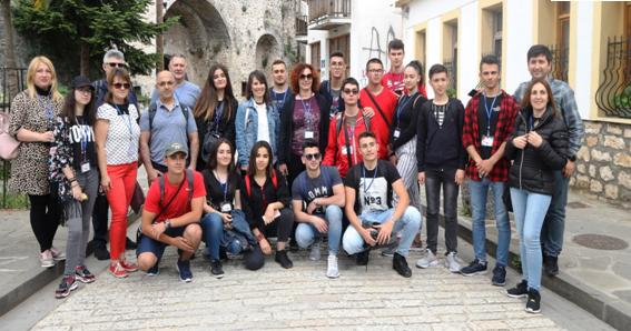 Γιάννενα: Ευρωπαϊκές σχολικές αποστολές στα Ιωάννινα