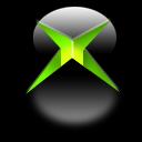 black xbox 360 logo png - photo #14