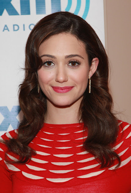 Emmy Rossum - Siriusxm Studio York Comic
