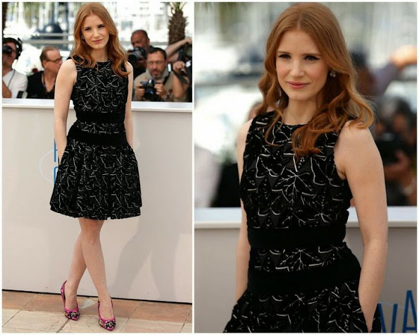 'The Disappearance Of Eleanor Rigby' Cannes Film Festival Photocall