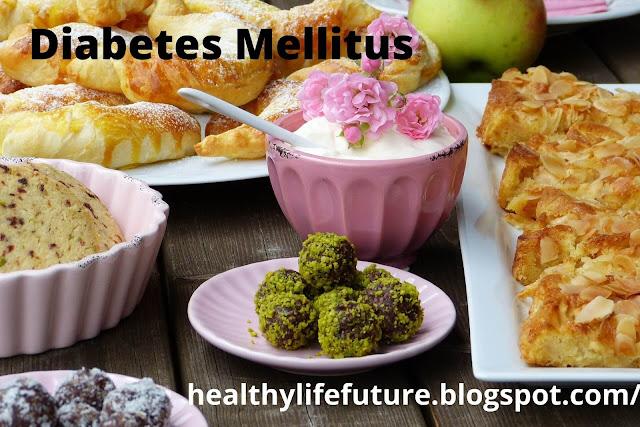 Diabetes mellitus type 1 symptoms