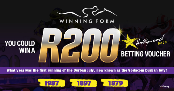 Winning Form Facebook Promotion - Terms and Conditions