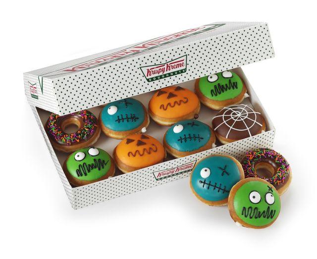 Krispy Kreme - Magazine cover