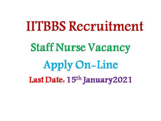 IIT Bhubaneshwar Staff Nurse Jobs, Staff Nurse, Staffnurse, Nursing, Recruitment, Nursing Jobs