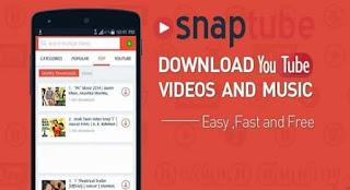 تحميل تطبيق   SnapTube – YouTube Downloader HD Video مدفوع