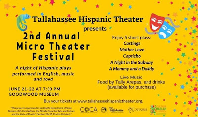 Babushka's Baile Tallahassee Hispanic Theater Second Annual Micro Theater Festival