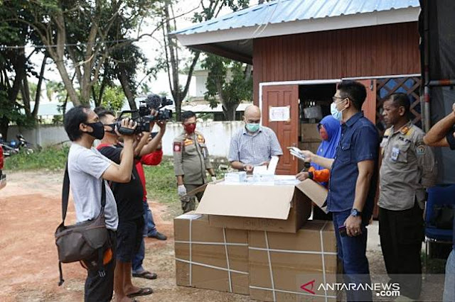 500 TKA-nya Mau Masuk Indonesia, Perusahaan China Ini Sumbang Ribuan Alat Rapid Test