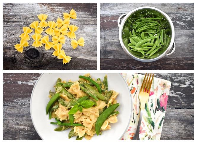 Making Cauliflower & Chickpea Pasta - step 4