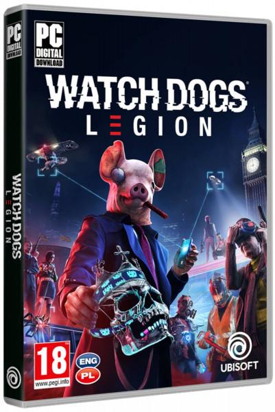 Watch Dogs Legion - latest version free download