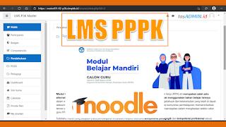 Panduan Lengkap LMS Ayo Guru Belajar PPPK Tahun 2021