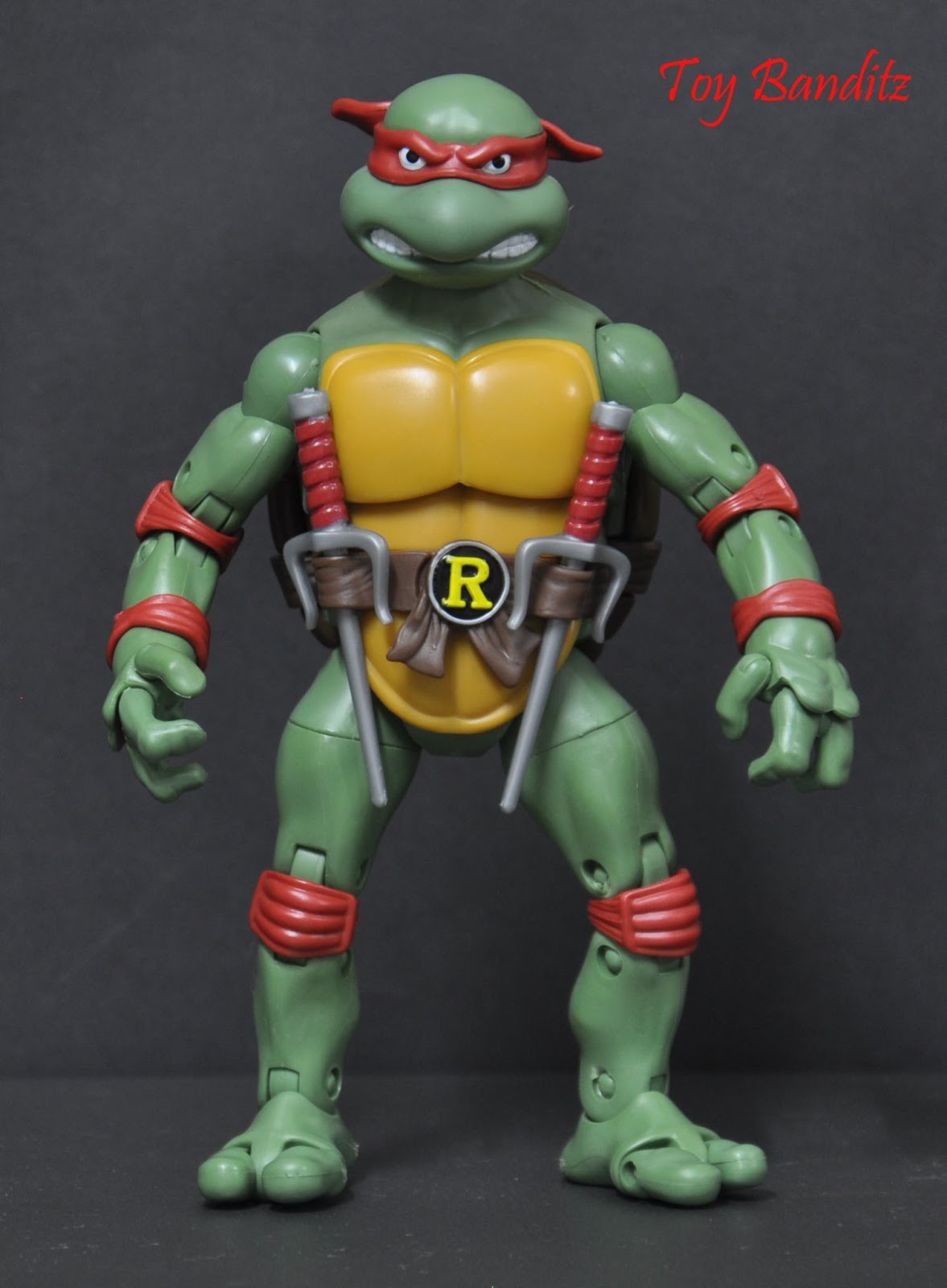 toy banditz: TEENAGE MUTANT NINJA TURTLES CLASSIC RAPHAEL ...