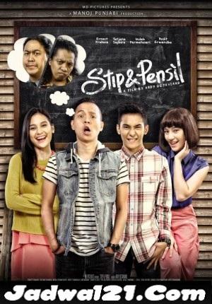Film Stip & Pensil 2017 Bioskop