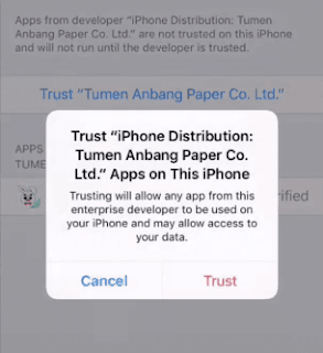 Download Tutu Helper for iOS iPhone/iPad free without Jailbreak