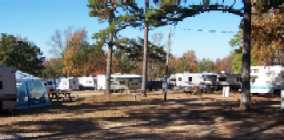 An image of lots of RV parked