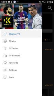 ALKAICER TV APK 2022