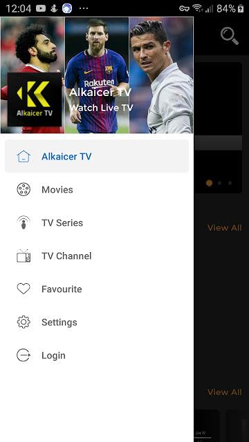 تنزيل تطبيق القيصر al kaicer tv لمشاهدة القنوات بكل الجودات جديد 2021