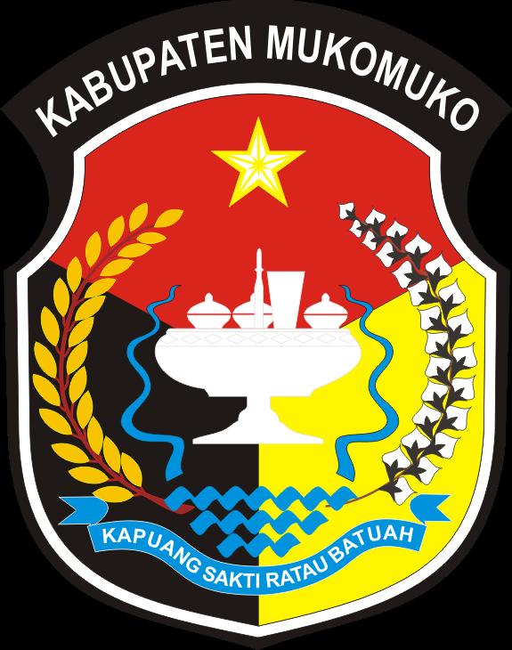 Logo Kabupaten Mukomuko Bengkulu Free Vector Logo Lambang Indonesia