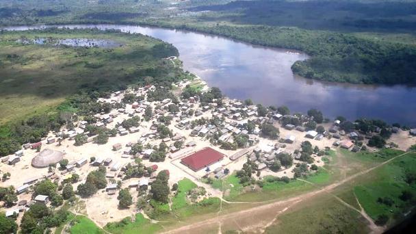 ALDEIA MAPUERA, REGIÃO OESTE DO PARÁ - AMAZÔNIA ACONTECE