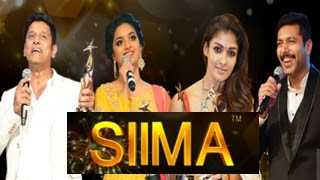 SIIMA 2016 (Tamil) The 6th South Indian International Movie Awards | Sun TV LIVE